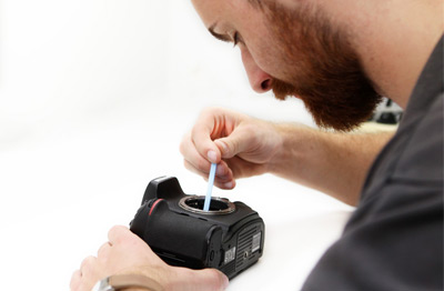 Anderson-Camera-Repairs SensorCleaning Sensor Cleaning